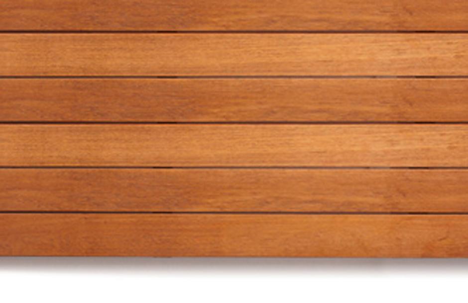缅甸柚木实木户外地板