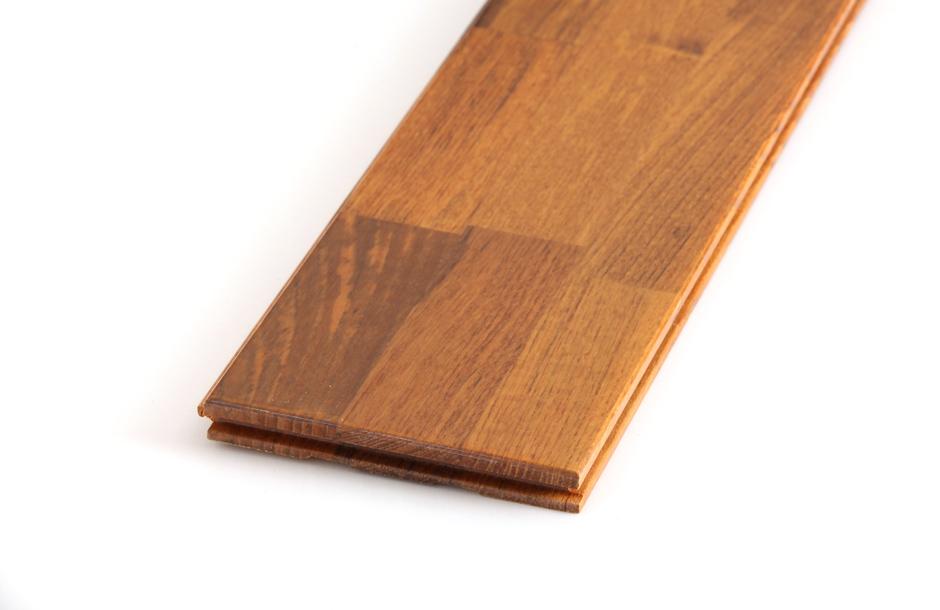 缅甸柚木实木指接地板
